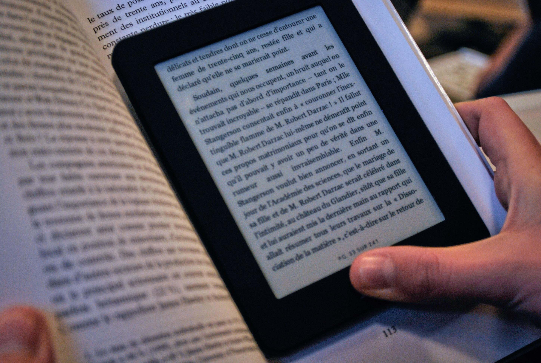 La révolution liseuse et le livre électronique