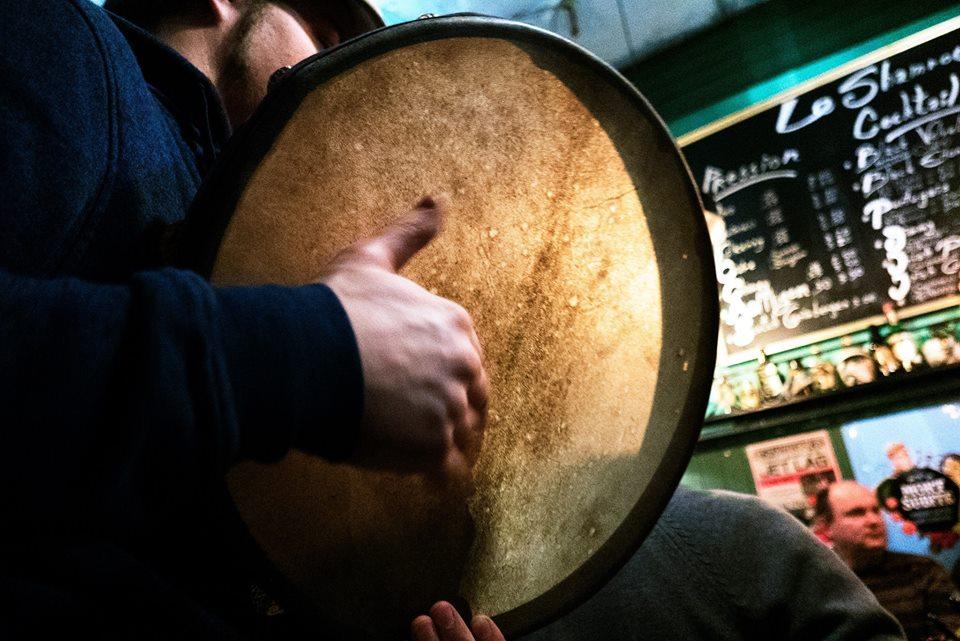 «Jam Session Irlandaise», organisée par le Shamrock