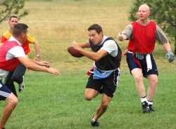 Touch Rugby : Une autre manière de jouer au ballon oval