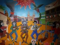 15 - 16 Fresque murale @ Fous d'en Face