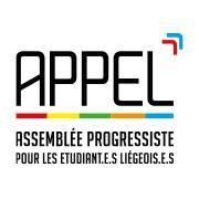 APPEL, ou Assemblée Progressiste Pour les Etudiant.e.s Liégeois.es. Ambitieuse