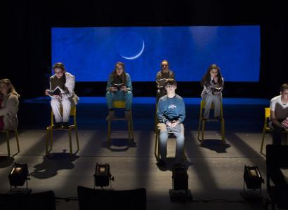 théâtre, adolescents, adolescence, pièce, comédiens