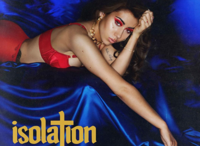 Pochette album Isolation