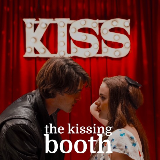 The kissing booth film