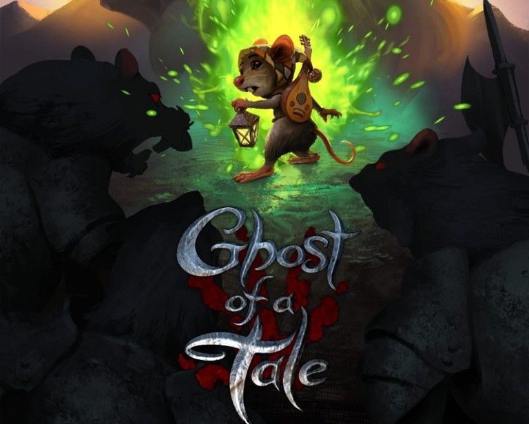 jaquette du jeu Ghost of a Tale
