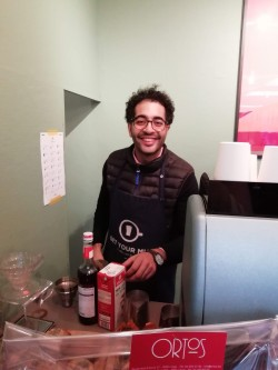 photo de Max, gérant du café Get your mug