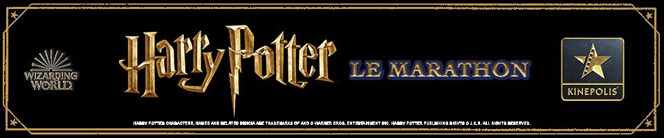 Bannière du Marathon Harry Potter