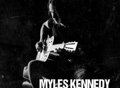 "Album de Myles Kennedy ""Year of the Tiger"""
