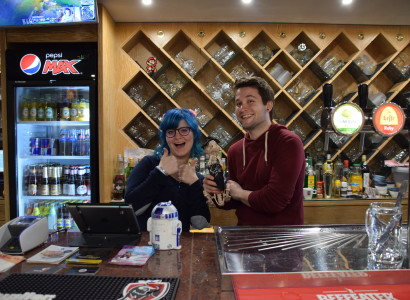 Bar du Pixel Café