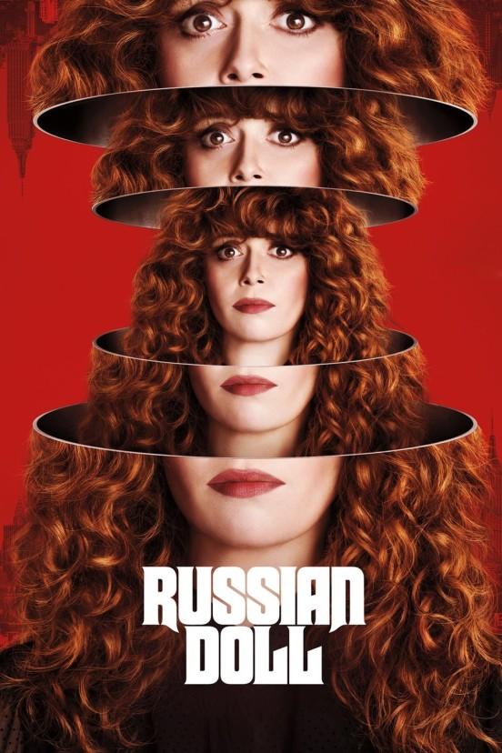affiche de la série Poupée russe
