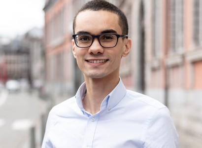Khalid Hamdaoui, Master 2 en faculté de Droit