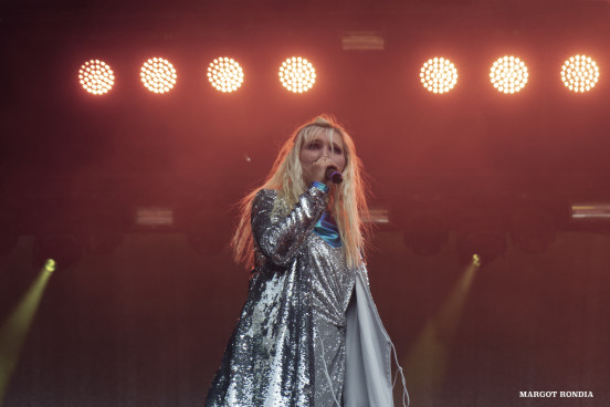 Alice on the Roof aux Francofolies de Spa 2019 (© Margot Rondia)