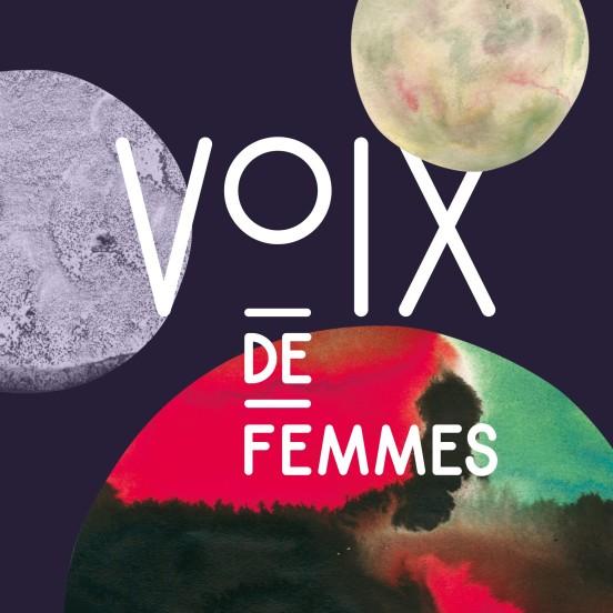 Affiche Voix de Femmes