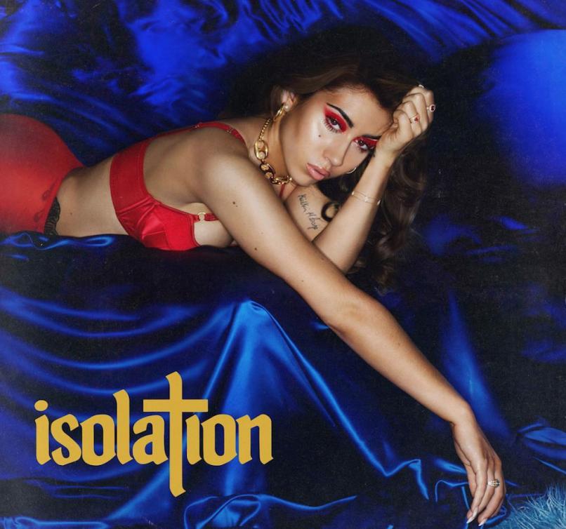 Pochette album Isolation