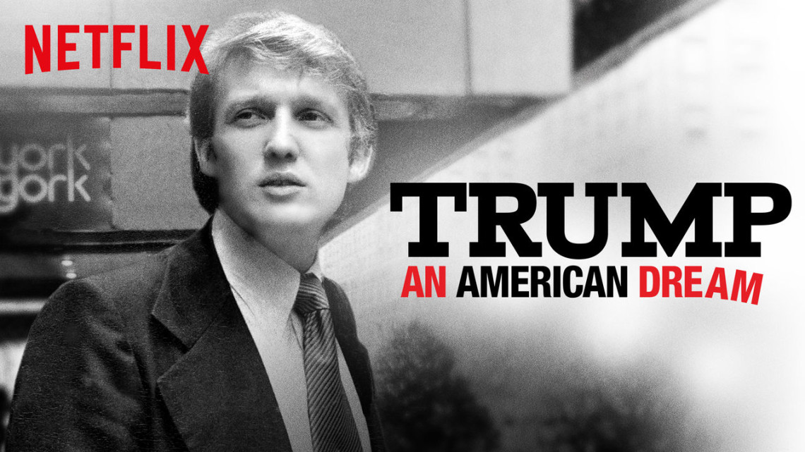 Affiche série Trump