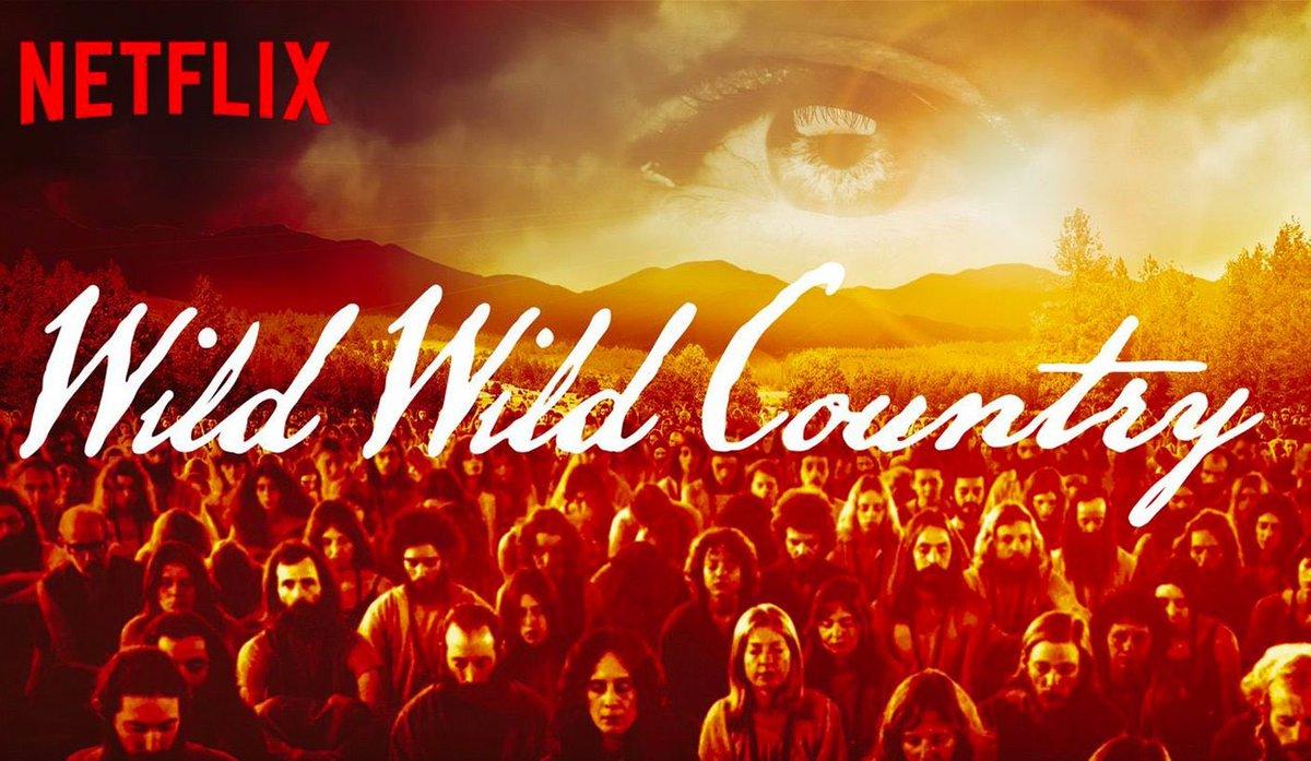 Affiche de la série Wild Wild Country