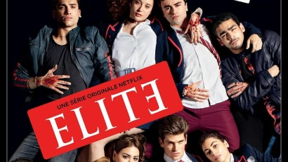 Affiche de la série Elite sur Netflix