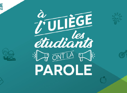 À l'ULiège les étudiants ont la parole !
