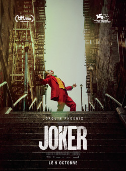 Affiche film Joker