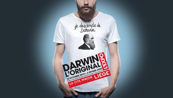 Darwin L'original - Affiche