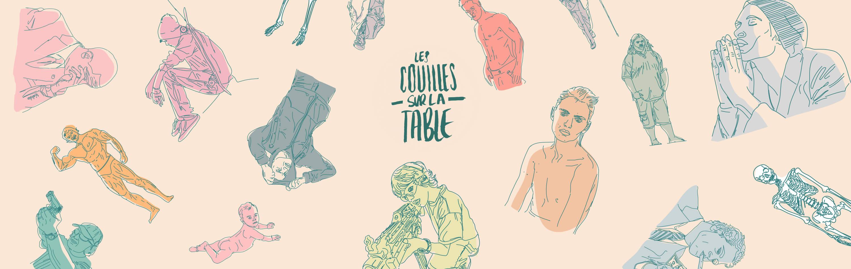 Podcast les couilles sur la table