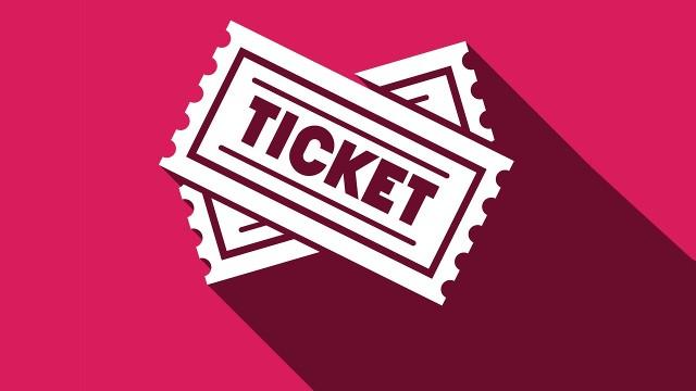 Image Ticket de Cinéma