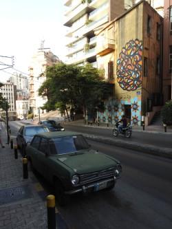 Les rues libannaises