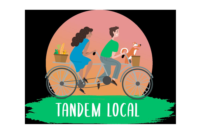 Logo Tandem Local