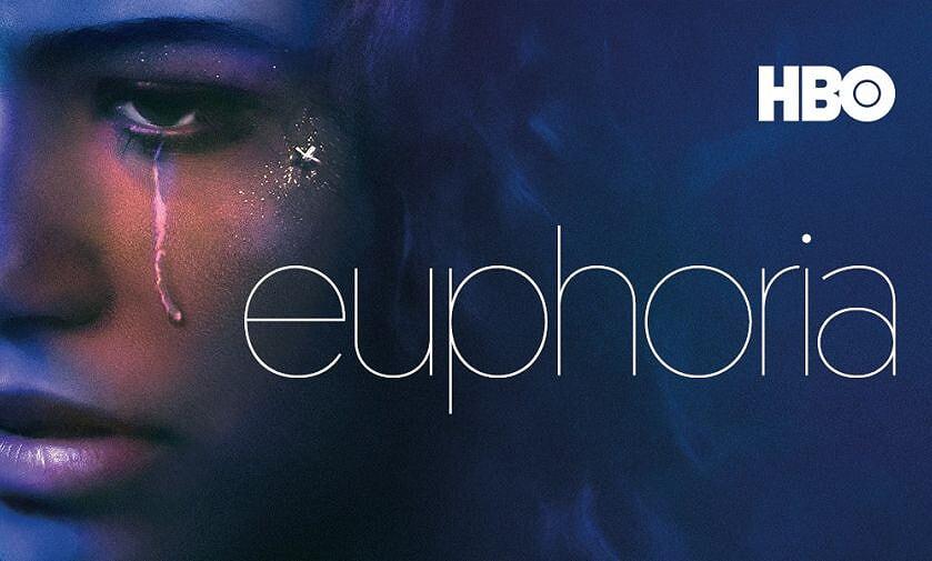 """Affiche de la série """"Euphoria"""""""