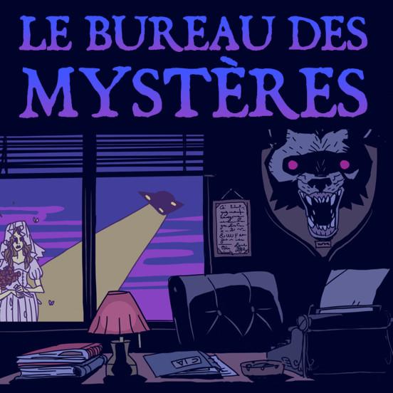 Bureau des mystères