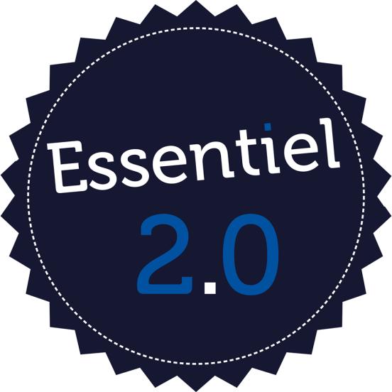 Logo d'Essentiel 2.0
