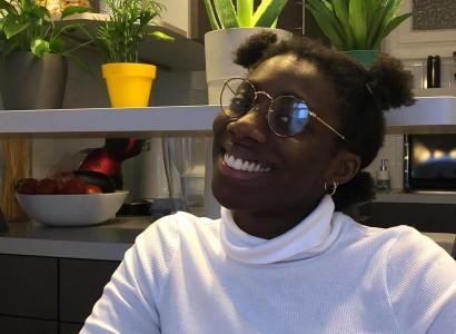 Ynès, Erasmus française, sourit à la vie et profite comme elle peut de son Erasmus